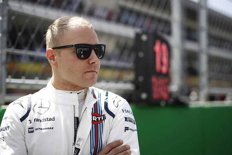 """【F1】ウイリアムズ、ボッタス残留は「チームにとって""""極めて重要""""」"""