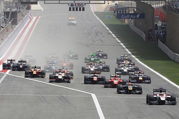 GP2 GP2 set to kick off 2017 season in Bahrain