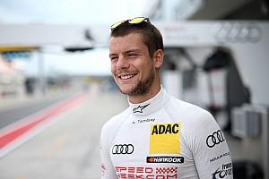 DTM Новость Тамбэ почувствовал облегчение после ухода из Audi