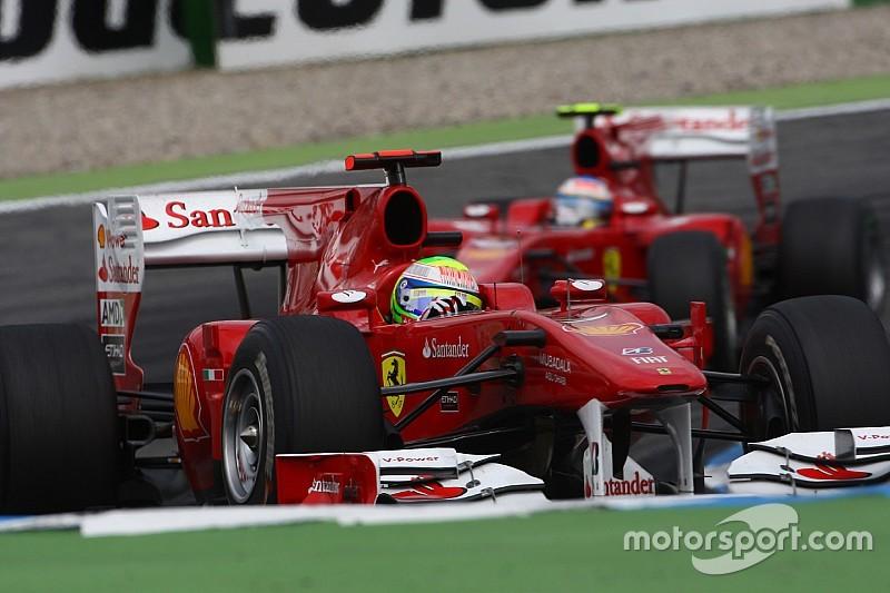 """Renningenieur: Funkspruch """"Alonso ist schneller als du"""" hat Felipe Massa verändert"""