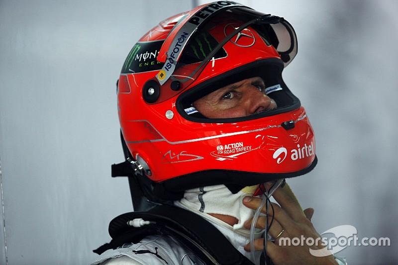 """Familie Schumacher lanceert Keep Fighting: """"Opgeven is geen optie"""""""