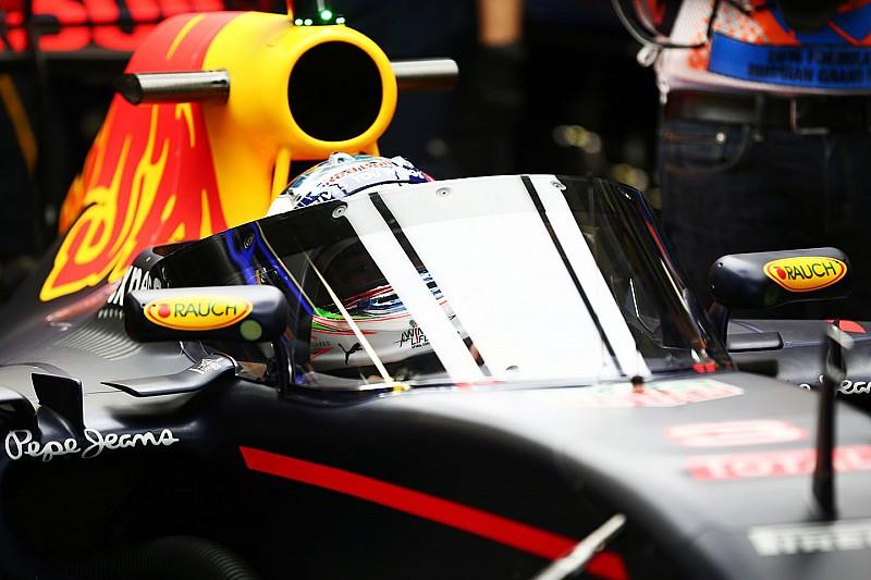IndyCar ziet grotere voorruit als optie cockpitbescherming