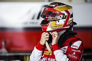 GP3 Actualités Charles Leclerc