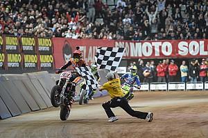 Bike Résumé de course Márquez renoue avec la victoire au Superprestigio