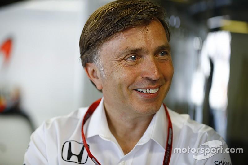 Капіто залишає команду McLaren