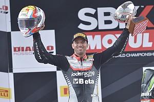 WSBK Noticias de última hora Alex De Angelis firma con el Kawasaki Pedercini del WorldSBK
