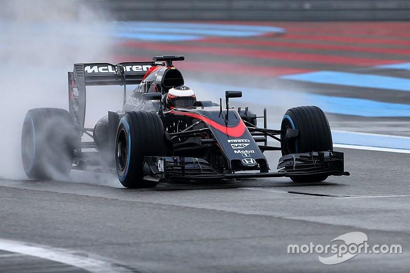 Организаторы Гран При Франции пообещали не затапливать трассу