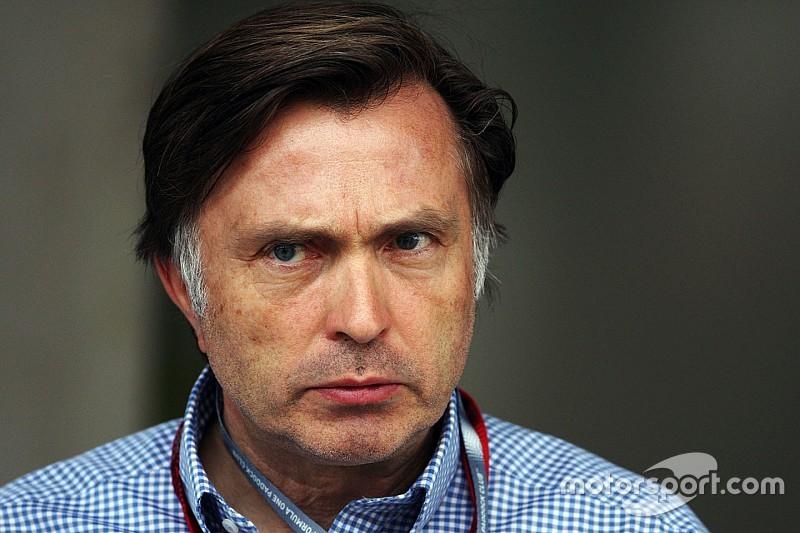 Capito akan meninggalkan tim McLaren F1