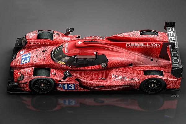 У Rebellion підтвердили склад з двох машин на наступний сезон WEC