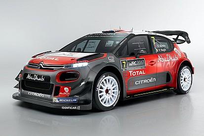 Photos - Et voici la Citroën C3 WRC !