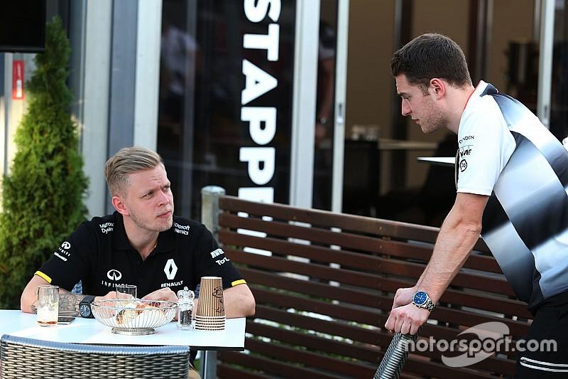 【F1】マグヌッセン「バンドーンがF1に昇格するのは最高のタイミング」