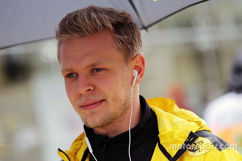 Magnussen defiende su fichaje por Haas