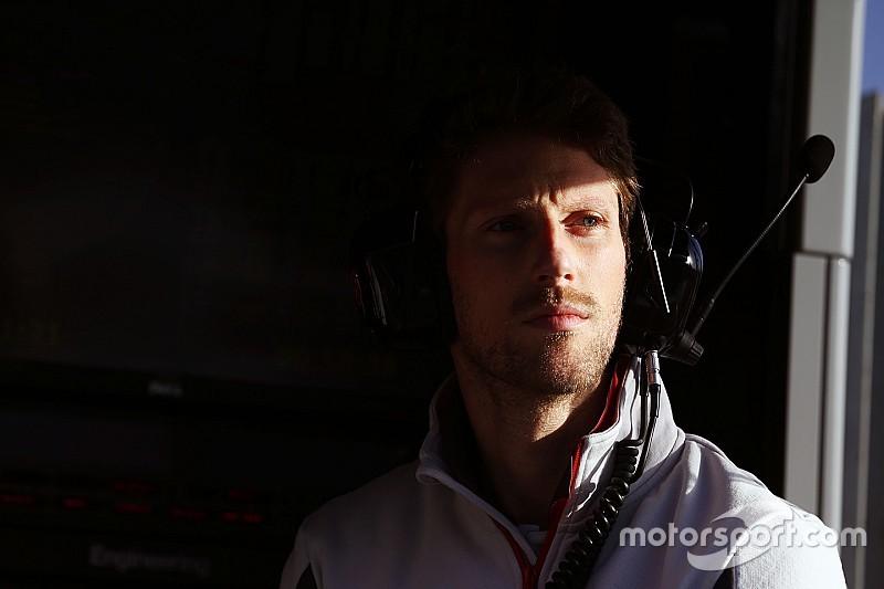Grosjean máris egy komoly futással kezdte 2017-et