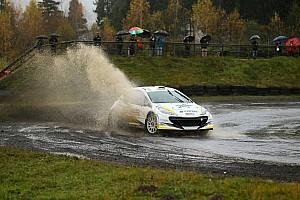 World Rallycross Ultime notizie La STARD lavora al recupero di energia per gli... sterrati!