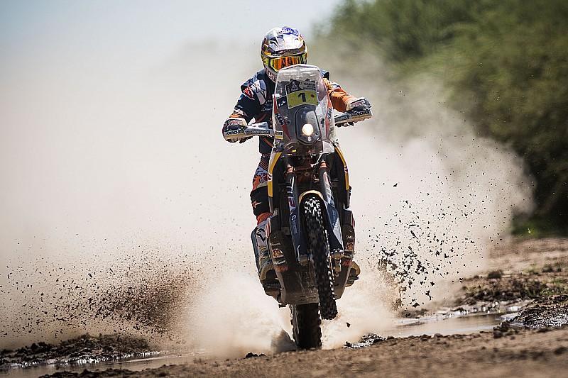 Reli Dakar Stage 2: Price bawa KTM di posisi teratas