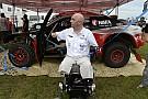 La proeza de competir en el Dakar sin extremidades