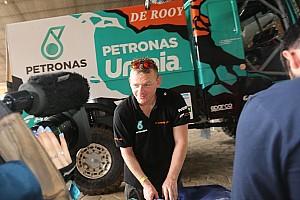 Dakar Ultime notizie Dakar, De Rooy: