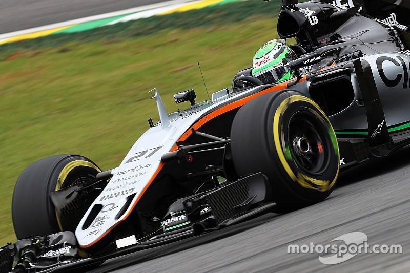 Hülkenberg espère que les pneus ne limiteront plus les pilotes