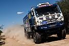 Camión: Nikolaev comienza a tomárselo en serio