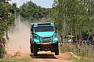 Camiones: De Rooy gana pero Villagra asciende al segundo