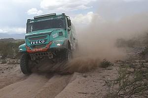 Dakar Commento Dakar: il segreto di De Rooy è l'additivo per volare in alta quota!