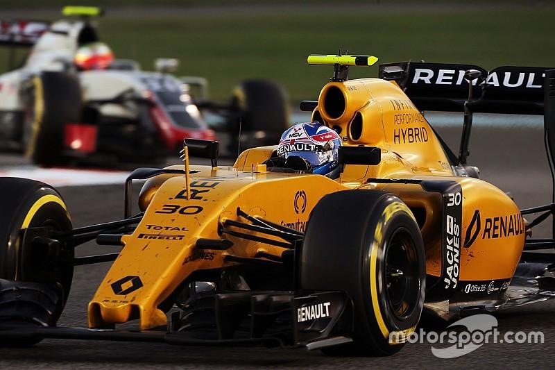 Palmer: Mobil F1 2017 akan sulitkan pembalap yang kurang berolahraga