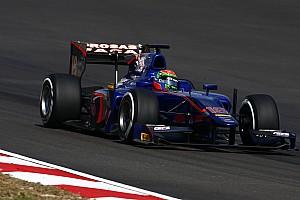 GP2 Новость Команда Carlin покинет GP2