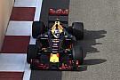 Ricciardo celebra treino físico