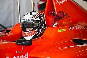 GP3 Noticias de última hora Jorg, piloto de Renault, disputará la GP3 con el equipo Trident