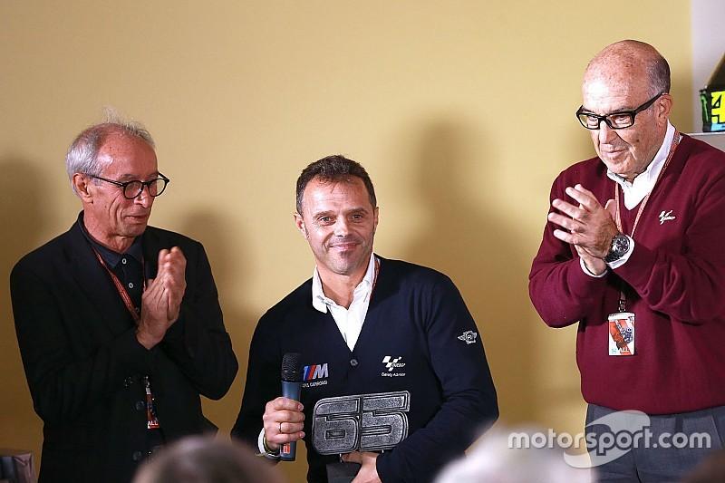 FIM anuncia Capirossi na direção de prova da MotoGP