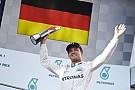 Mercedes en Rosberg ontvangen nominatie voor Laureus Award