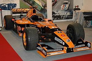 Retro Nieuws Arrows A21 van Jos Verstappen te koop