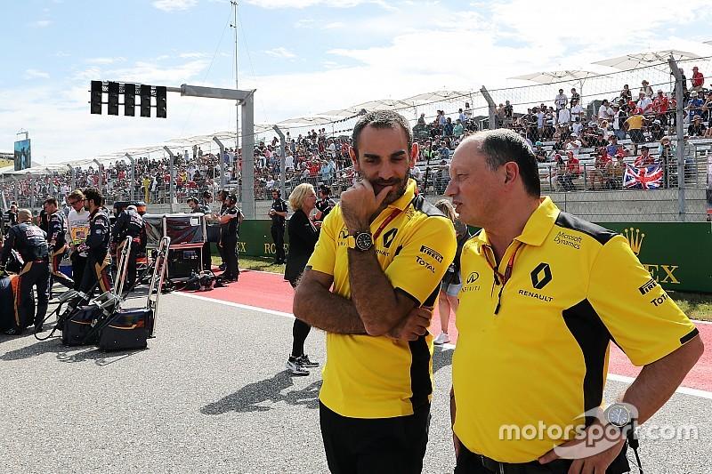 A Renault nem Vasseur vagy Abiteboul csapata