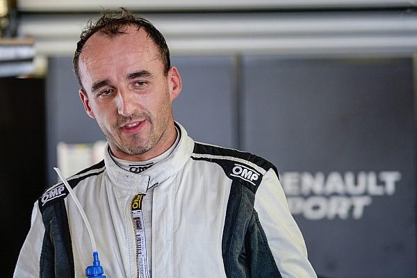 Kubica quiere hacer más carreras de resistencia después de Dubai