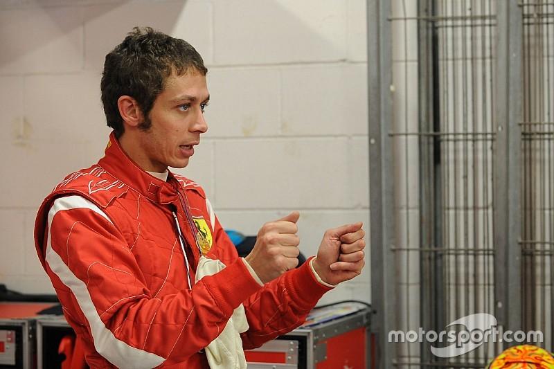 Alessandro Zanardi: Gebt Valentino Rossi das Mercedes-F1-Cockpit!