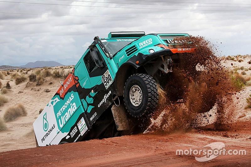"""De Rooy: """"El Dakar debe pensar si vuelve a Bolivia"""""""