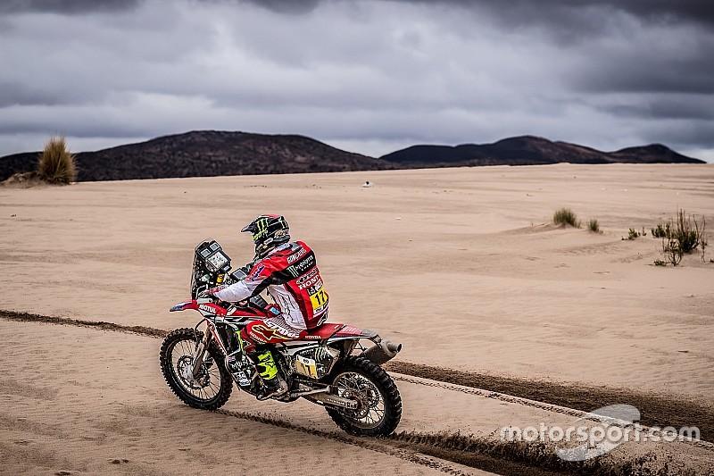 Dakar 2017: Goncalves wint elfde etappe, Sunderland richt zich op eindzege