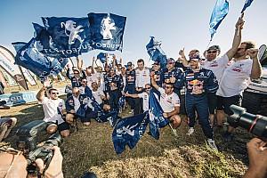 """Dakar Nieuws Peterhansel emotioneel na zwaarbevochten Dakar-zege: """"Loeb was sneller"""""""