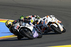 MotoGP Actualités En réintégrant le MotoGP, Abraham veut retrouver le plaisir