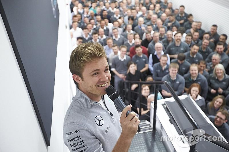 Rosberg será embajador de Mercedes
