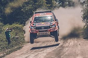 Dakar News De Villiers: Peugeot war bei der Rallye Dakar 2017 unschlagbar