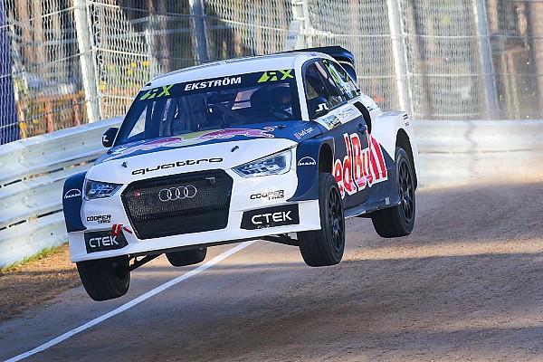 Екстрьом зберіг підтримку Audi для команди EKS у World RX