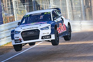 Ралі-Крос Важливі новини Екстрьом зберіг підтримку Audi для команди EKS у World RX