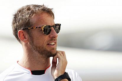 Jenson Button absolviert Rallycross-Test im Honda Civic