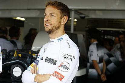 Button inizia un programma di test con la Honda da Rallycross