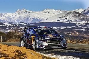 WRC Dagverslag WRC Monte Carlo: Ogier met M-Sport snelste in shakedown