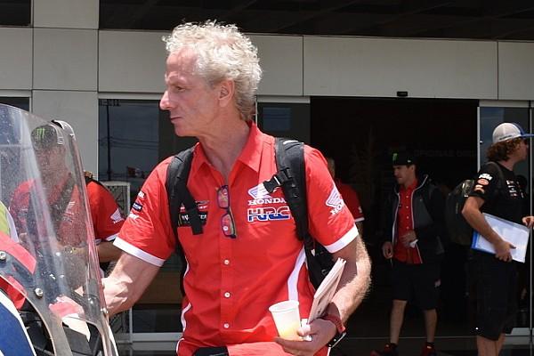 El jefe de equipo de Honda: