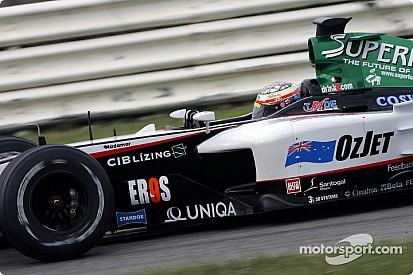 Will Davison to drive F1 car at Albert Park