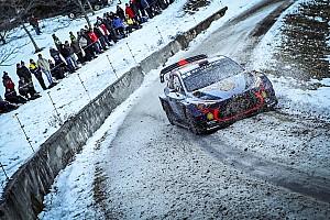 WRC Etap raporu Monte Carlo WRC: Kazalı gecenin lideri Neuville