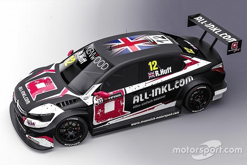 Huff cambia Honda por un Citroën en el WTCC